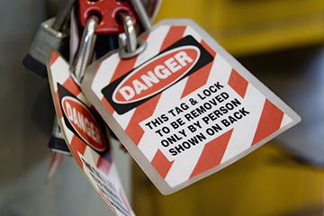 Lockout/Tagout (LOTO) (US)