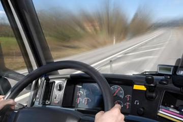 Hazards of Tailgating - Large Vehicles