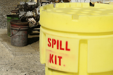 Spill Prevention, Control and Countermeasure (SPCC)