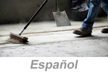 Housekeeping on the Job (Spanish)