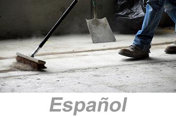 Housekeeping on the Job (Spanish)