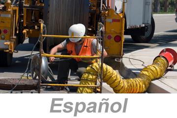 Confined Space Hazards - International (Spanish)