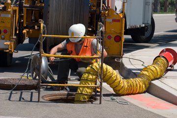 Confined Space Hazards for Construction