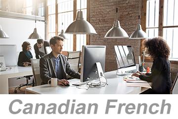 Office Ergonomics (Canadian French)