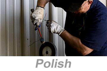 Bench Grinder Safety (Polish)