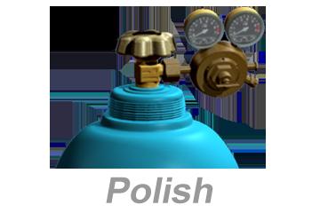 Compressed Gas Cylinder Safety - International (Polish)