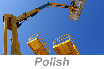 Aerial and Scissor Lifts - Global (Polish)