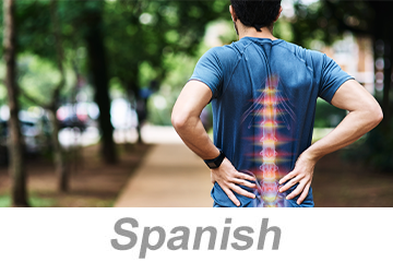 Preventing Back Injury (Spanish)