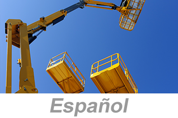 Aerial and Scissor Lifts (Spanish)