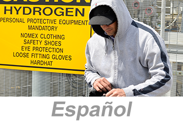 Chemical Facility Security Awareness Training (Spanish)
