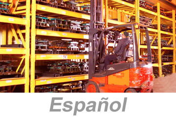 Warehouse Safety - Global (Spanish)