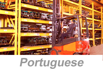 Warehouse Safety - Global (Portuguese)