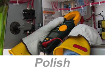 Recognizing Electrical Hazards Awareness (Polish)