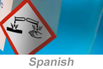 Hazard Communication - Pictograms (Spanish)