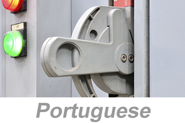 Electrical Safety and Lockout/Tagout - International (Portuguese)