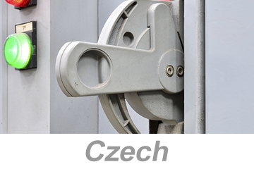 Electrical Safety and Lockout/Tagout - International (Czech)
