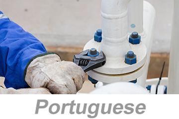 Line Breaking (Portuguese)