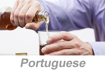 Drugs and Alcohol: The Facts (Portuguese)