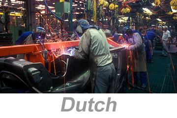Industrial Ergonomics (Dutch)