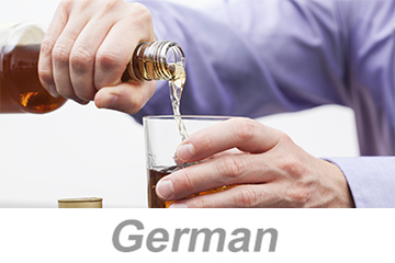 Drugs and Alcohol: The Facts (German)