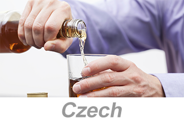 Drugs and Alcohol: The Facts (Czech)