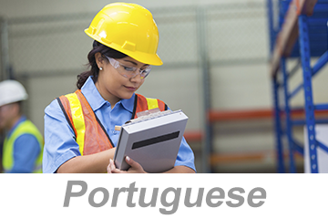Performing Safety Inspections - Global (Portuguese)