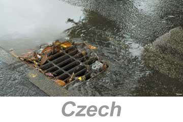 Stormwater Pollution Prevention (Czech)
