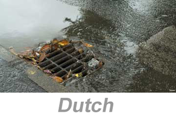 Stormwater Pollution Prevention (Dutch)