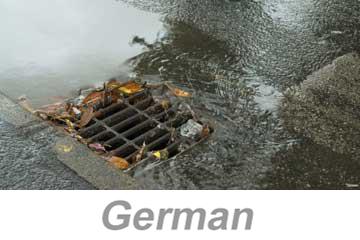 Stormwater Pollution Prevention (German)