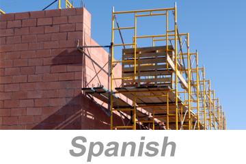 Scaffold Safety Awareness - Global (Spanish)