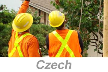 Pre-Job Briefings (Czech)