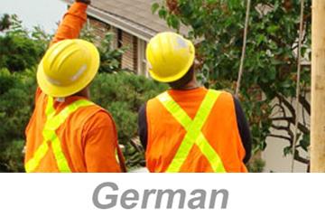 Pre-Job Briefings (German)