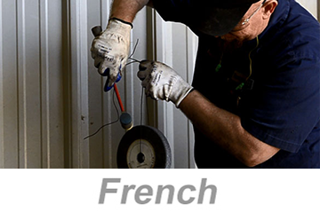 Bench Grinder Safety (French)