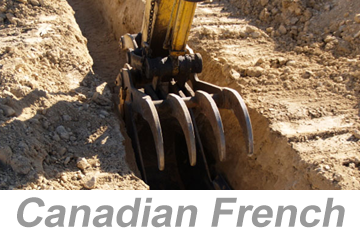 Excavation and Trenching Safety (Canadian French)