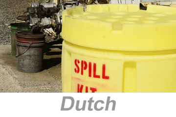 Spill Prevention, Control and Countermeasure (SPCC) (Dutch)