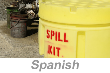 Spill Prevention, Control and Countermeasure (SPCC) (Spanish)