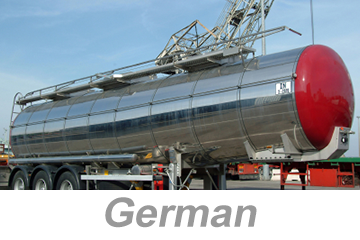Flammable and Combustible Liquids (German)