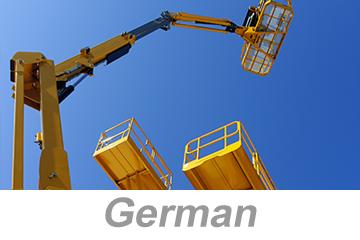 Aerial and Scissor Lifts - Global (German)