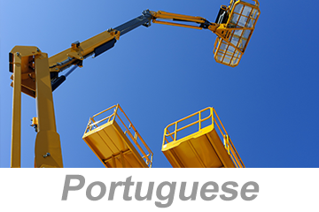 Aerial and Scissor Lifts - Global (Portuguese)