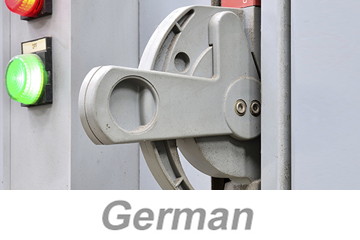 Electrical Safety and Lockout/Tagout - International (German)