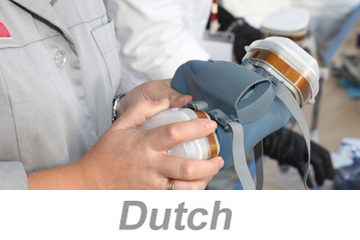 Respiratory Protection - International (Dutch)