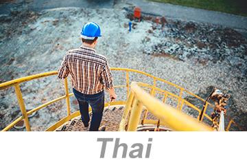 Walking/Working Surfaces (Thai)