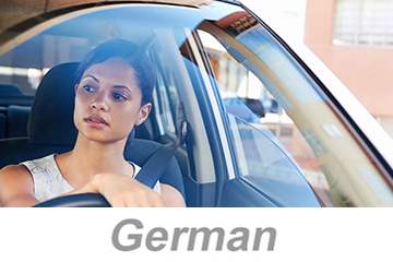 Defensive Driving - Small Vehicles (German)
