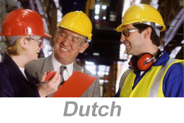Safety Orientation (Dutch)