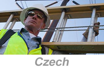 Ladder Safety (Czech)