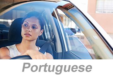 Defensive Driving - Small Vehicles (Portuguese)