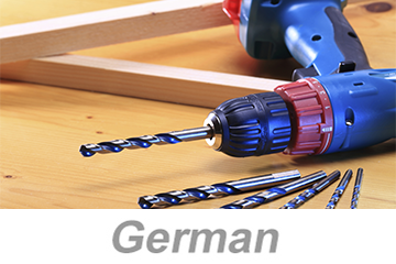 Hand and Power Tool Safety (German)