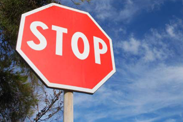 Stop Signs and Signals - Light Commercial Vehicles (US)