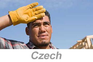 Heat Stress - Global (Czech)