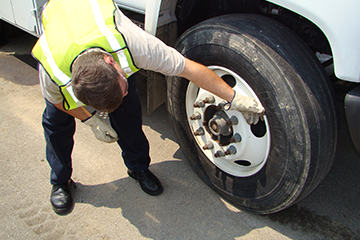 Vehicle Inspection for Heavy Equipment